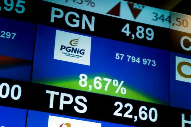 PGNiG liczy na dodatni wynik netto w III kwartale 2009 roku