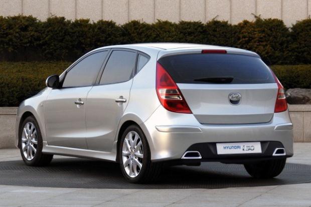 Hyundai i30 w sportowej stylizacji