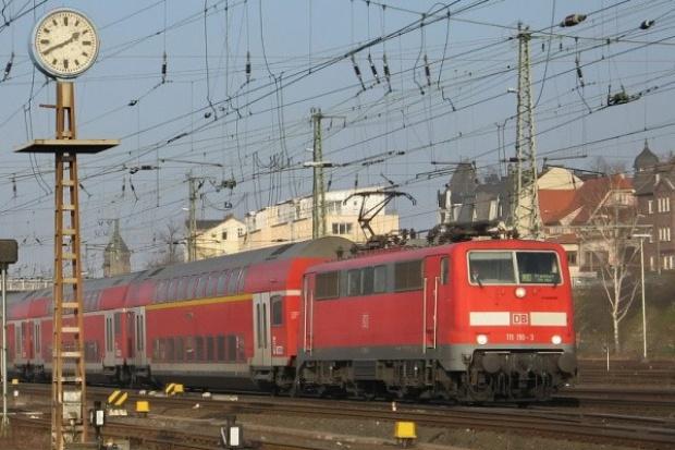 Ponad milion euro kary dla Deutsche Bahn za szpiegowanie maili
