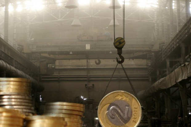 Branża stalowa: rośnie ryzyko finansowe