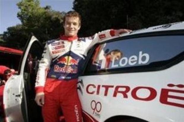 Loeb znowu rajdowym mistrzem świata