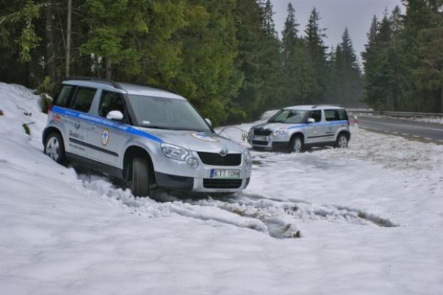 W Tatrach grasują dwa Yeti