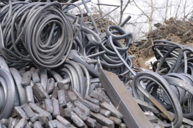 Ukraińskie huty zmniejszyły zakup złomu