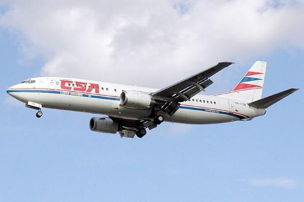 Fiasko prywatyzacji linii lotniczych CSA