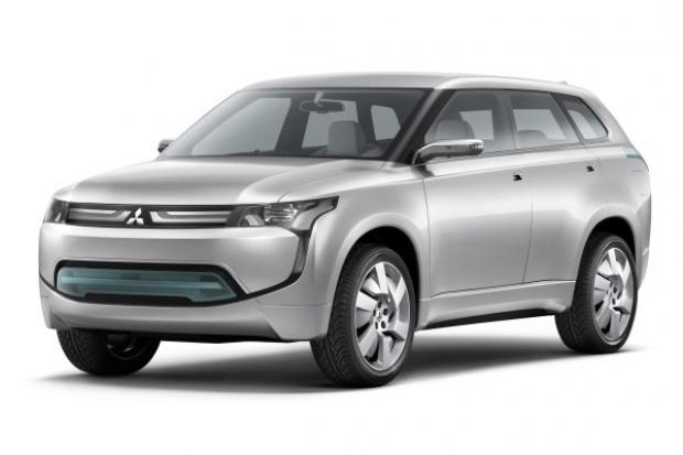 Liczy się pomysł na przyszłość: Mitsubishi PX-MIEV
