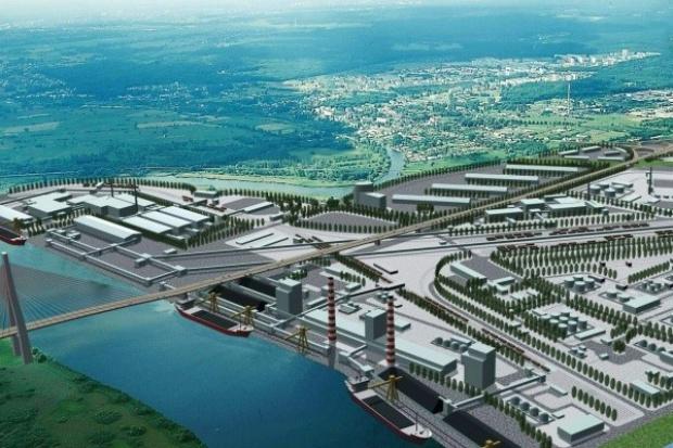 W Polickim Parku Przemysłowym ruszy produkcja konstrukcji stalowych