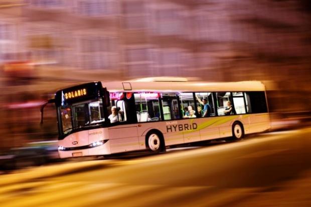 Solaris Urbino 12 Hybrid na Busworld Europe 2009