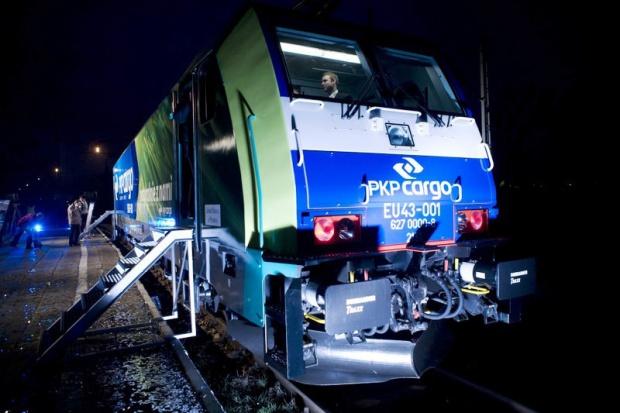 PKP Cargo: w październiku padł kolejny rekord wielkości przewozów