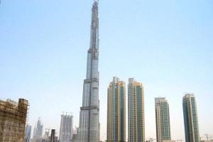 Najwyższa wieża na świecie zostanie otwarta 4 stycznia