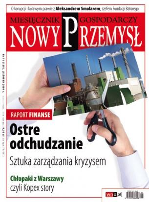 Nowy Przemysł 11/2009