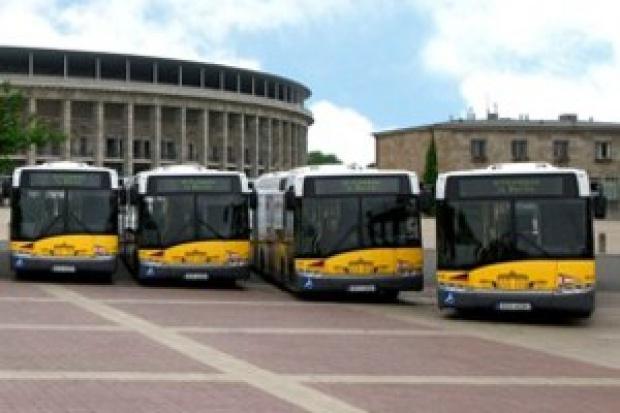 Produkcja autobusów w górę
