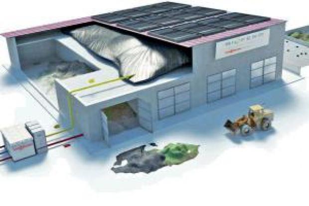Viessmann buduje fabrykę biogazu