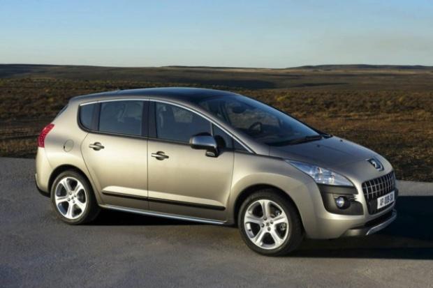 Peugeot zadowolony z pozycji 3008