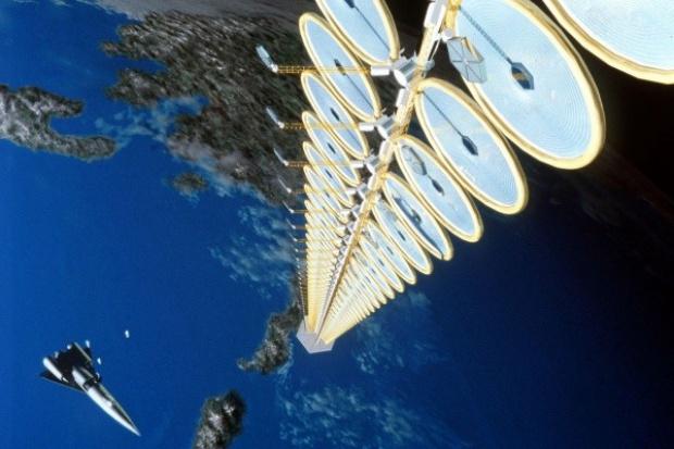 Japonia będzie mieć kosmiczną elektrownię słoneczną