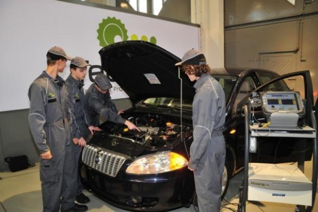 Fiat Auto Poland a szkolenie zawodowe młodzieży