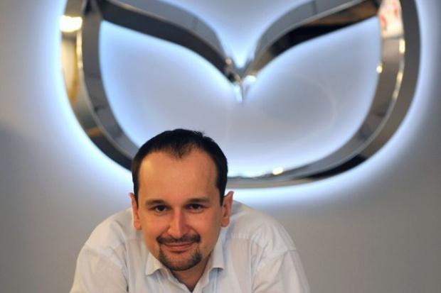 Nowy szef Mazda Motor Poland