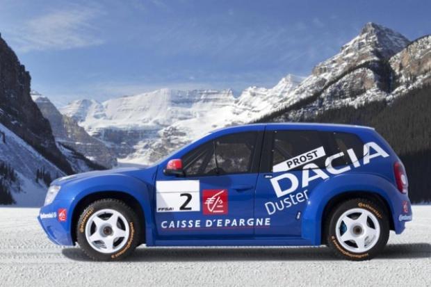 Tak wygląda sportowa Dacia