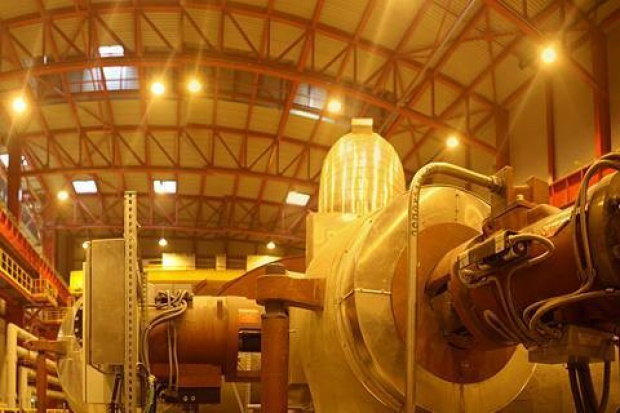 Nowy blok w Elektrowni Łagisza znów pracuje