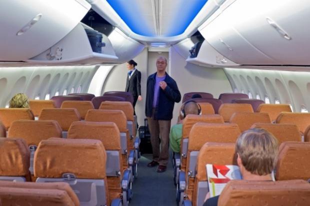 Boeing zakończył testy statyczne Dreamlinera