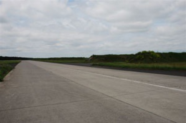 Lotnisko w Modlinie będzie miało podziemną stację kolejową?