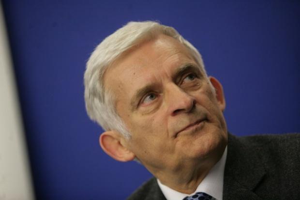 Jerzy Buzek do górników: To jest Święto zadumy. To jest Święto radości
