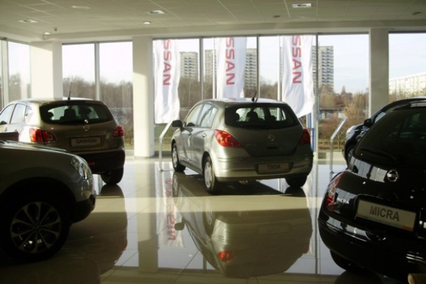 Więcej Nissana w Wielkopolsce