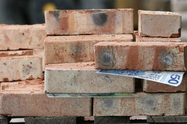 Coraz większe problemy budowlanki