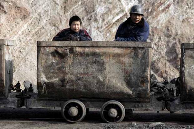 Losy węgla ważą się w Azji