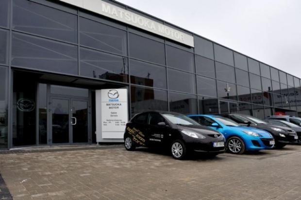 Mazda w Polsce zwiększa sieć