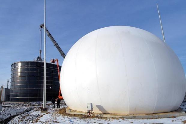 Ulotna energia z biogazu
