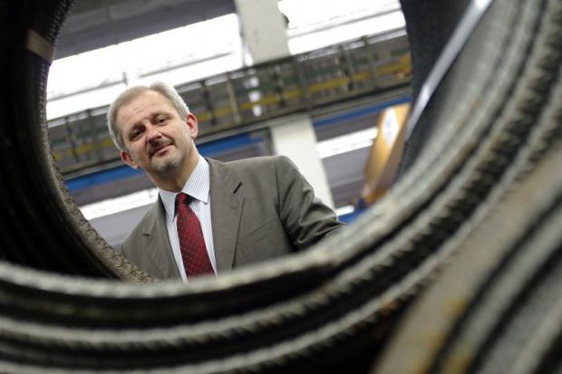 Robert Wojdyna, prezes Konsorcjum Stali: najważniejsza jest płynność finansowa