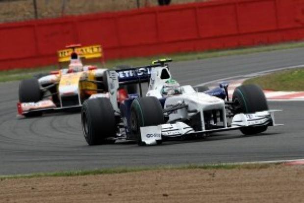 Zespół Renault F1 dla tajemniczej grupy kapitałowej
