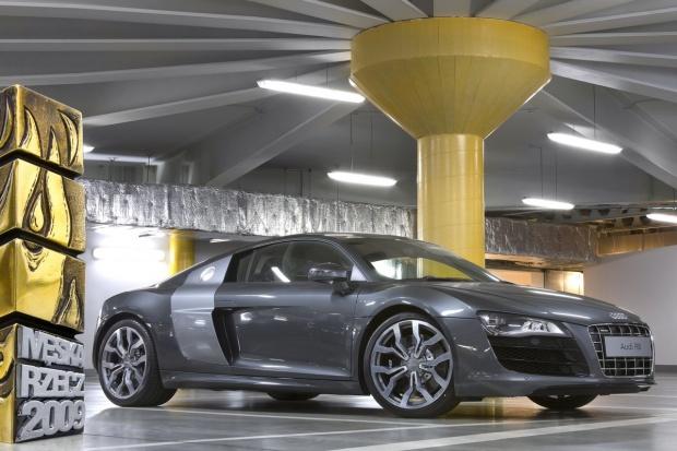 Audi R8 - Męska Rzecz