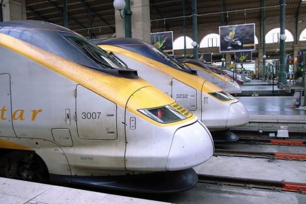 Eurostar wznowił ruch pod kanałem La Manche