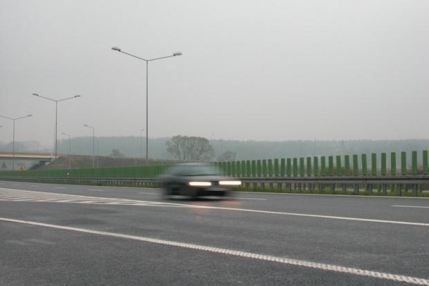 Otwarcie pierwszego śląskiego odcinka A1 i superwęzła w Gliwicach