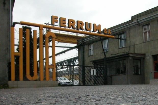 BGK szuka kupca na akcje Ferrum