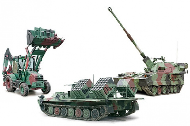 Warte setki milionów złotych zamówienia wojskowe wspomagają Hutę Stalowa Wola