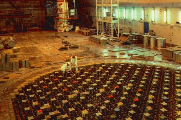 Elektrownia w Ignalinie kończy działalność