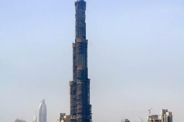 Najwyższy budynek świata został otwarty