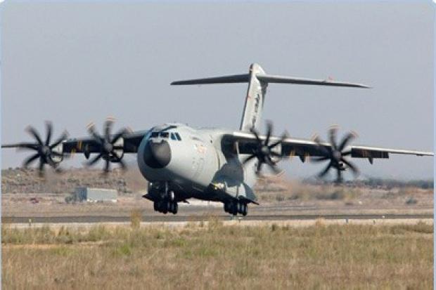 Airbus myśli o rezygnacji z samolotu transportowego A400M