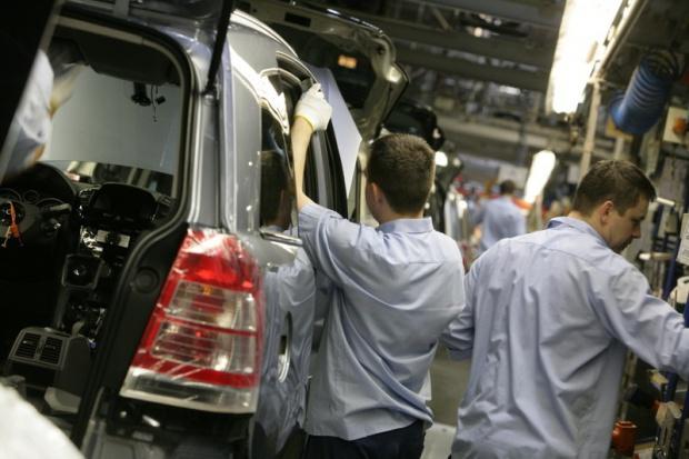 Gliwicka fabryka Opla zmniejszyła produkcję o ponad 43,5 proc.