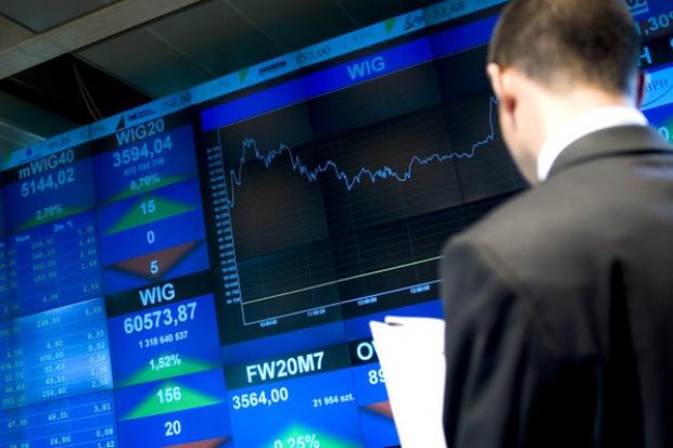 Indeks WIG Energia na GPW zanotował niewielki wzrost
