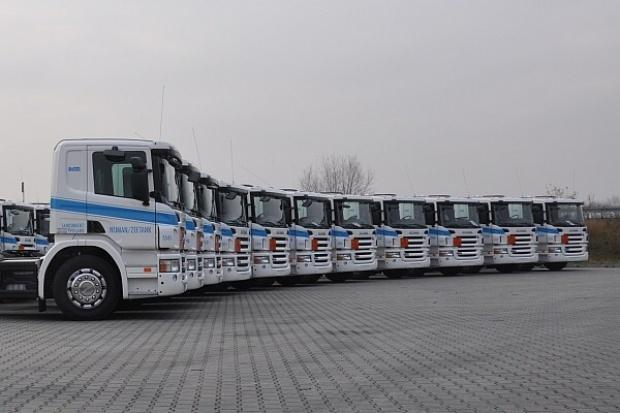 Okazała dostawa ciągników Scania