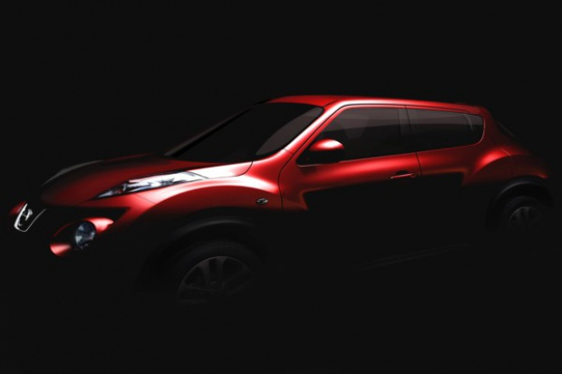 Nowy crossover Nissana nazywa się Juke