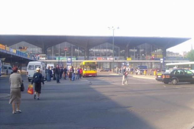 Przetarg na projekt i budowę tymczasowego dworca w Katowicach
