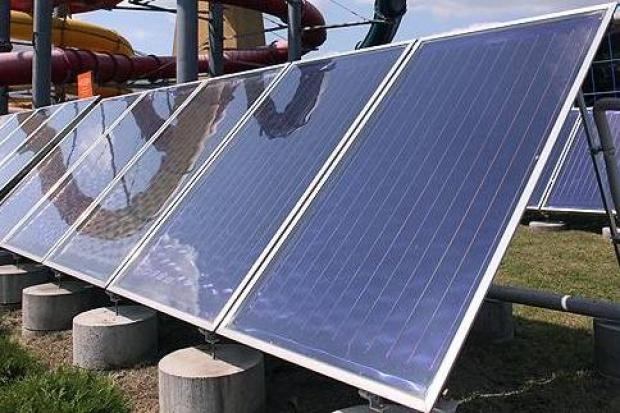 CEZ stawia gigantyczną elektrownię słoneczną