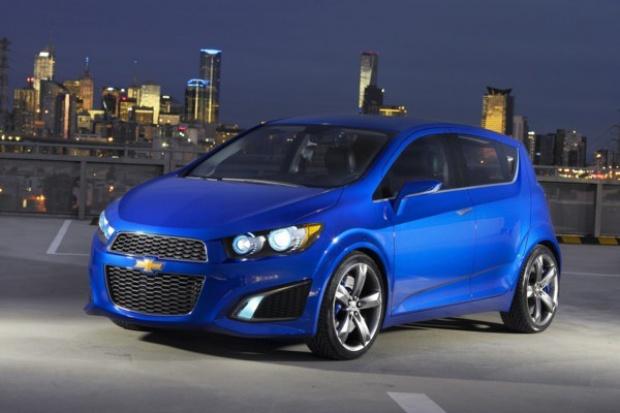 """Chevrolet """"miniaturyzuje"""" motoryzację USA"""