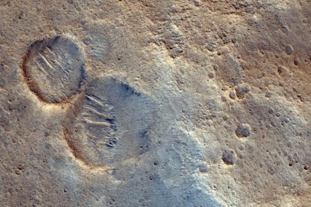 Marsjański algorytm nominowany do naukowego odkrycia roku