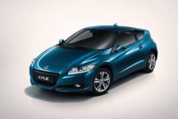 Honda wprowadzi hybrydową CR-Z