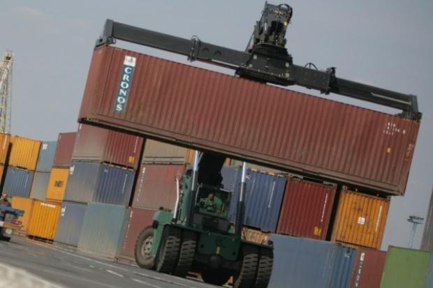 Kontenery do Rosji czy Finlandii będą przeładowywane w DCT Gdańsk